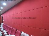 Écran antibruit de fibre de verre pour le mur de cinéma