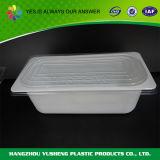 Voedsel voor huisdieren die de Beschikbare Container van het Roomijs inpakken