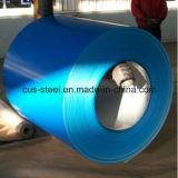 Катушка Galvalume цвета стальная/цветастое PPGI/Ral PPGL