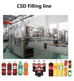 Boisson gazeuse Auto CSD 3in1 Equipement d'étiquetage de remplissage