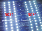 Super brillante SMD 5054 LED módulo de luz