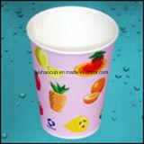 Tazas de papel disponibles del diseño más popular para la bebida