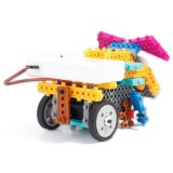 1488711-12 1 Fernsteuerungs-RC den Blöcken in des Tier-Block-Installationssatz-Ausbildungs-kreatives Spielzeug 173PCS einstellen - die gelegentliche Farbe