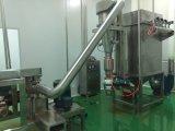 La macchina per la frantumazione della buccia del riso con polvere raccoglie il sistema