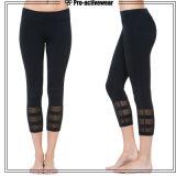 Pantalon courant de guêtres de forme physique de séance d'entraînement de yoga de collants de femmes