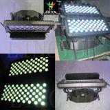 屋外120X15W都市カラー防水LED段階の照明