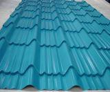 Heiße eingetauchte galvanisierte Metallstahldach-Fliese/galvanisiertes gewölbtes Dach-Blatt