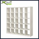 bibliothèque en bois/en bois de 16-Cube de chêne de mémoire