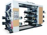 Печатная машина цветов точности 6 Flexographic (YT-61000)