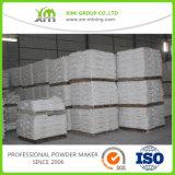 Polvo del carbonato de calcio del CaC03 del alto grado 98.5% para el grado industrial