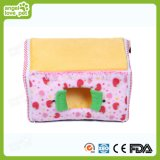 Pink Confortable Outdoor Dog House & Cat House