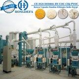 Farinha do milho do milho que faz o equipamento de China