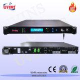 Trasmissione Hot-Pluggable ottica del trasmettitore 2*7dBm Sbs16 100km di modulazione esterna di CATV 1550nm