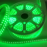 LED 지구 PVC LED 밧줄 빛을%s 110V 220V 240V 채널