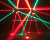 Neuestes 9 Armkreuz-Träger-Stadiums-Licht des Augen-Pixel-RGBW 4in1 LED