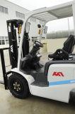 新しいモデルのタイプLPG/Gas/Dieselforkliftの環境のためのデザインは保護する