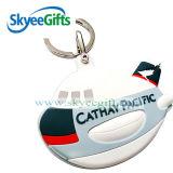 PVC promocional Keychains de la aduana