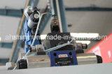 Máquina de travagem hidráulica com controlador Nc; Máquina de dobra de chapa com corpo estável