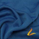 Tela elástico hecha punto de Lycra del Spandex del poliester para la aptitud de la ropa de deportes (LTT-3011#)