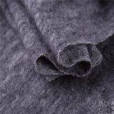 Wolle-/Polyester-Gewebe verdünnen für Herbst im Grau
