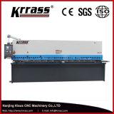Machine de découpage hydraulique de plaque en acier ci-dessous le prix de concessionnaire