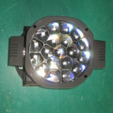 19X15W Bee Eye DMX LED Feixe Moving Head DJ Iluminação