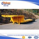 Buona qualità 60 tonnellate di rimorchio basso della base semi con ISO9001