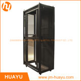 4u-42u Exquisite 19 Inch Network Server Enclosure Wall Mounted Cabinet com trava