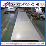 Feuille perforée d'acier inoxydable de feuille de l'acier inoxydable 304