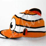 Le bord plat Fiftted de Snapback badine le chapeau avec Nimo