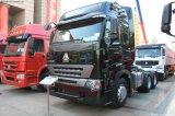 大きいHPエンジンを搭載するSinotruk 50tonsロードトレーラーのHauligのトラック