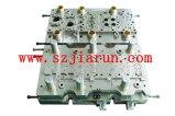 Molde de estampagem metálica de bloqueio para pilhas de estator de rotor de corrente contínua