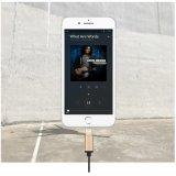 형식 디자인 고성능 iPhone 7을%s 핸즈프리 입체 음향 금속 이어폰