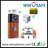 Carillon d'intérieur et caméra vidéo sans fil de sonnette d'IP