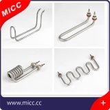 Elemento tubular industrial del calentador del acero inoxidable 220V