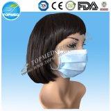 Masque protecteur remplaçable de 3 plis avec Earloop ou relation étroite en fonction