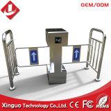 Porta automática da barreira do balanço do aço inoxidável