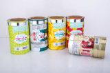 Het Behandelen van de verpakking Gebruikend de Plastic Film van het Aluminium van het Document/het Broodje van de Zak