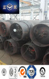 cylindre de gaz moyen de Refiflling de soudure en acier de la pression 980L pour R407c