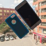 Caixa antigravitante nova do telefone para caixas antigravitantes fixadas do carro da sução do iPhone & da gravidade de Samsung anti tampa Nano mágica