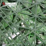 Hoogst Duurzame en Opnieuw te gebruiken DIY buiten de Kunstmatige Bladen van het Bukshout