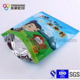 Impression attrayante Boîte de conditionnement en plastique Snack Food