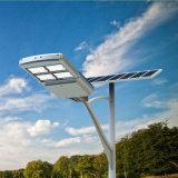 Luz de calle solar del alumbrado público del LED para la carretera