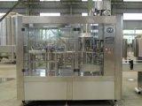2000b / H Lavado de jugo, llenado, tapado 3 en 1 máquina