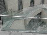 Corrimani moderni dell'acciaio inossidabile della protezione di sicurezza della Camera per le scale