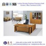 中国のオフィス用家具の木の支配人室の机(BF-004#)