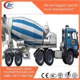 3 ruedas 12m3 de cemento 16m3 del mezclador al acoplado semi con ABS