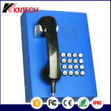 Общественный телефон обслуживаний крена непредвиденный телефона для Kntech используемого публикой Knzd-27