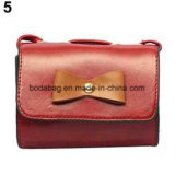Mini sac de couleur de sucrerie de sac à main de corps de croix de bourse de sac de l'appareil-photo des femmes (BDMC019)