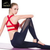 Износ йоги Legging способа верхней части бака урожая женщин сексуальный